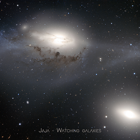 Jaja - Watching galaxies
